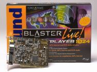Creative Sound Blaster Live! Player 1024, retail