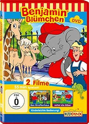 Benjamin Blümchen - Giraffenhaus, Rettet die Biber -- via Amazon Partnerprogramm