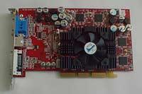 connect3D Radeon 9500 Pro, 128MB DDR, DVI, TV-out, AGP (6024)