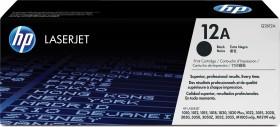 HP Toner 12A schwarz (Q2612A)