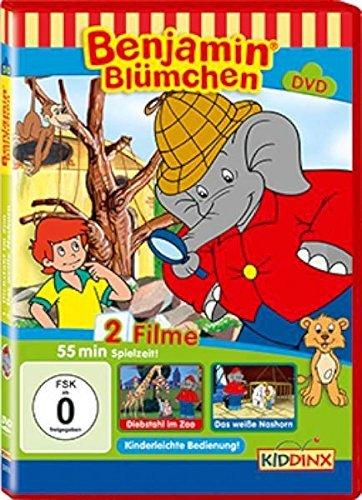Benjamin Blümchen - Diebstahl im Zoo, Nashorn -- via Amazon Partnerprogramm