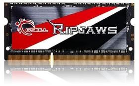 G.Skill RipJaws SO-DIMM 4GB, DDR3L-1866, CL10-10-10-32 (F3-1866C10S-4GRSL)