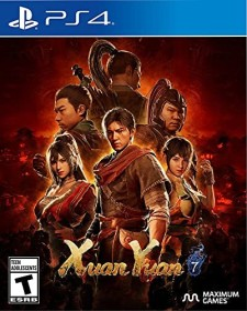 Xuan-Yuan Sword VII (PS4)