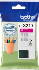Brother Tinte LC3217M magenta