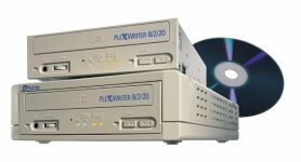 Plextor PlexWriter PX-W8220Te with Software