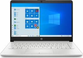 HP 14-cf3335ng Natural Silver, Core i3-1005G1, 8GB RAM, 512GB SSD, DE (9YP11EA#ABD)