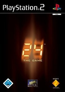 24 - The Game (English) (PS2)