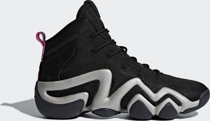 new concept b9d01 5c4ca adidas Crazy 8 ADV core blackplatinum metallic (Damen) (CQ2842)