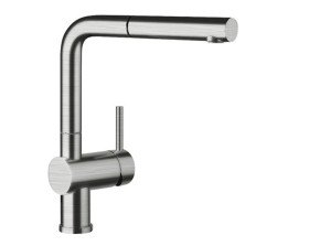 Blanco Linus-S HD brushed stainless steel (517184)
