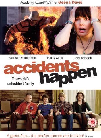 Accidents Happen -- via Amazon Partnerprogramm