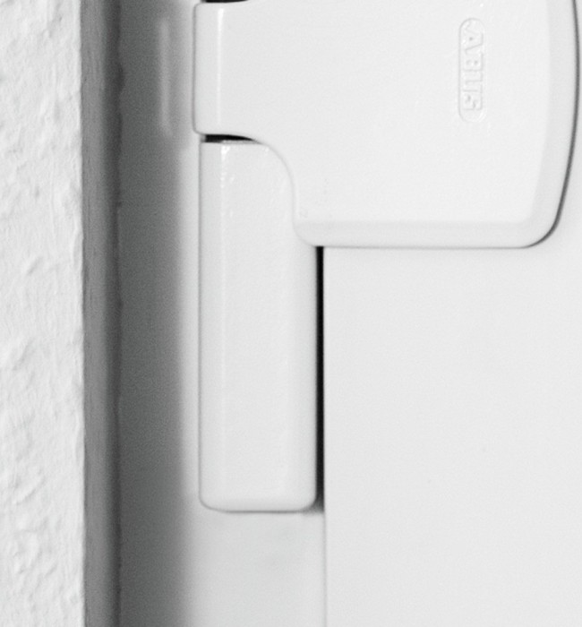 braun 37391 ABUS Fenster-Zusatzsicherung FTS206 gleichschlie/ßend