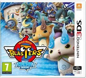 Yo-Kai Watch Blasters: white dogs Brigade (3DS)