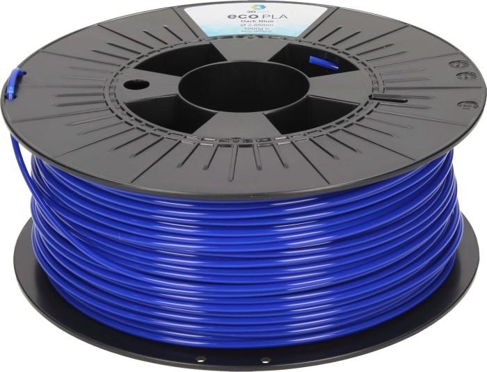 3DJAKE ecoPLA, dunkelblau, 1.75mm, 2.3kg (ECOPLA-DARKBLUE-2300-175)