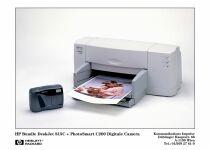 HP DeskJet 815C (C6411C)