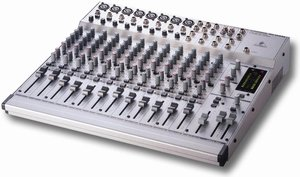 Behringer Eurorack MX2004A -- © Copyright 200x, Behringer International GmbH