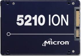 Micron 5210 ION 7.68TB, SATA (MTFDDAK7T6QDE-2AV1ZFP)