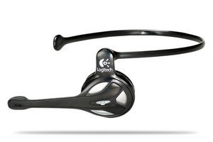 Logitech Cordless Vantage Bluetooth headset (PS3) (980362-0914)