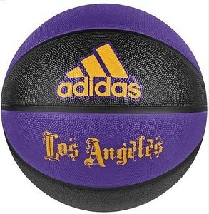 adidas The League Basketball -- © adidas