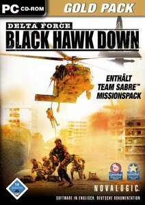 Delta Force: Black Hawk Down - Gold (German) (PC)