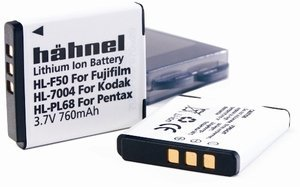 Hähnel HL-F50 Li-Ion battery (1000 186.9)