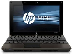 HP 5103 mini, Atom N455, 1GB RAM, 160GB HDD, Linux (WK470EA)