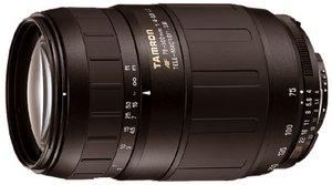 Tamron AF 75-300mm 4.0-5.6 LD für Sony/Konica Minolta schwarz (672DM)