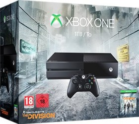 Microsoft Xbox One - 1TB Tom Clancy's The Division Bundle schwarz