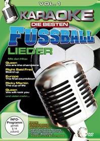 Karaoke: Die größten Fußballpartyhits 1