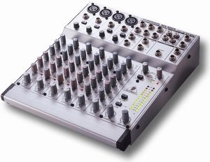 Behringer Eurorack MX802A -- © Copyright 200x, Behringer International GmbH