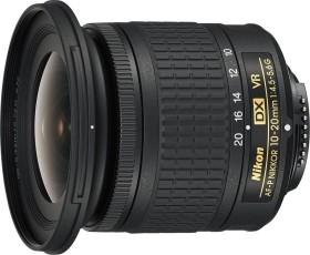 Nikon AF-P DX 10-20mm 4.5-5.6G VR (JAA832DA)