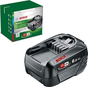Bosch DIY power tool battery 18V, 6.0Ah, Li-Ion (1600A00DD7)