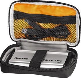 """Hama Black Bird Tasche für externe 2.5""""-Festplatte, schwarz (84127)"""