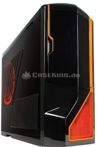 NZXT phantom orange (PHAN-002OR) -- © caseking.de
