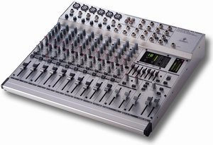 Behringer Eurorack MX1804X -- © Copyright 200x, Behringer International GmbH