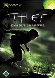 Thief - Deadly Shadows (Thief 3) (niemiecki) (Xbox)