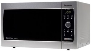 Panasonic NN-GD379S microwave with grill