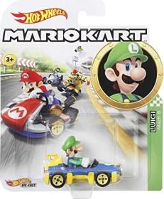Mattel Hot Wheels Hero Mario Kart Luigi (GBG27)