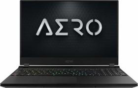 Gigabyte Aero 15 OLED SA, Core i7-9750H, 8GB RAM, 256GB SSD, GeForce GTX 1660 Ti, UK (SA-7UK5020SH)