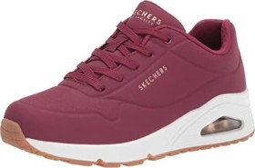 Skechers Uno Stand on Air red (ladies) (73690-RED)