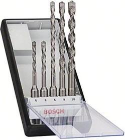 Bosch Robust Line SDS-plus-7 hammer drill set, 5-piece. (2608585073)