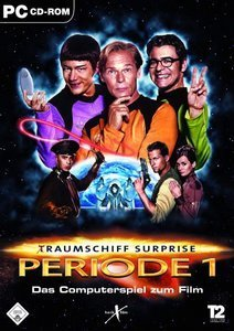 (T)Raumschiff Surprise - Periode 1 (niemiecki) (PC)