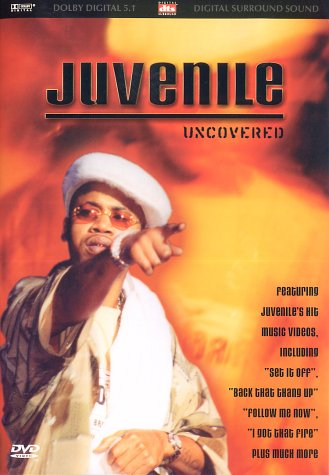 Juvenile - Uncovered -- via Amazon Partnerprogramm