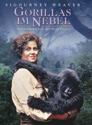 Gorillas im Nebel -- via Amazon Partnerprogramm