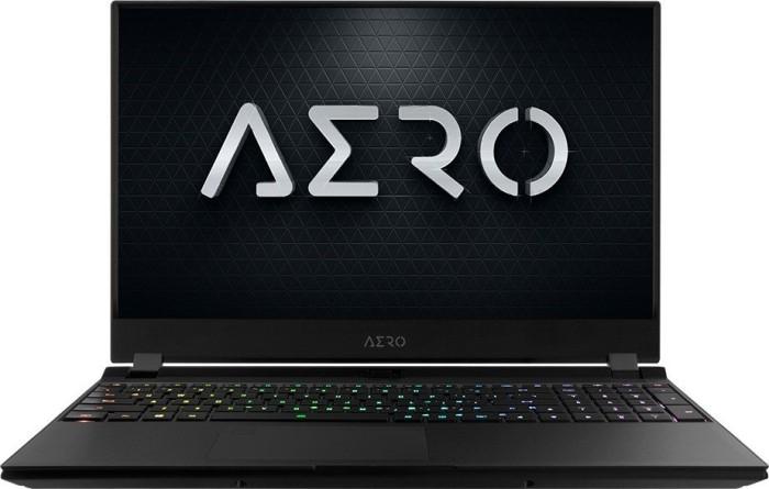 Gigabyte Aero 15 OLED XA black, Core i9-9980HK, 16GB RAM, 512GB SSD, GeForce RTX 2070 Max-Q, UK (XA-9UK5130SP)