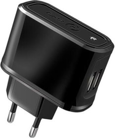 Celly Wall Charger Universal schwarz (TCUSB22)