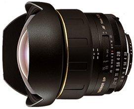 Tamron SP AF 14mm 2.8 Asp IF für Canon EF schwarz (69EE)