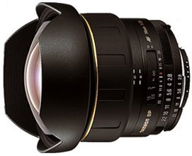 Tamron SP AF 14mm 2.8 Asp IF do Canon EF czarny (69EE)