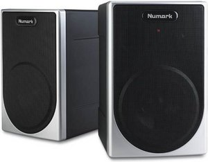 Numark M20 monitor pair