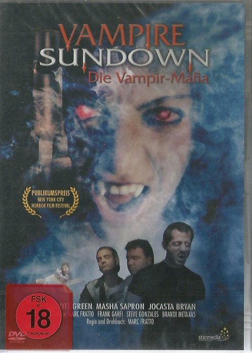 Vampire Sundown - Die Vampir-Mafia -- via Amazon Partnerprogramm
