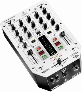Behringer VMX200 silver -- © Copyright 200x, Behringer International GmbH